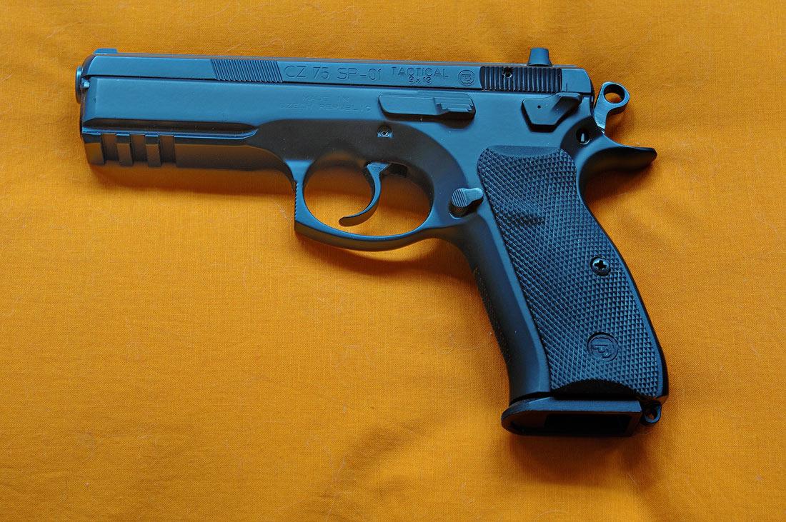 Help with CZ Handguns       - AR15 COM